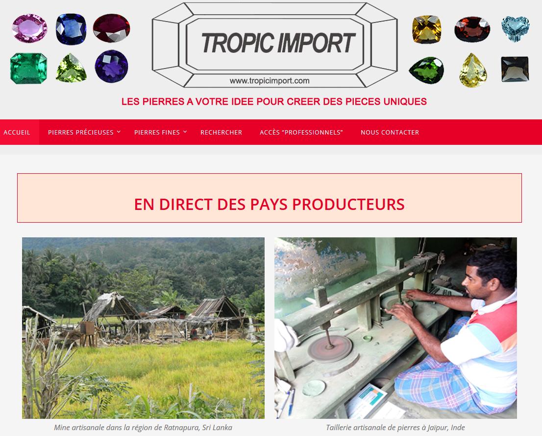 Tropic Import